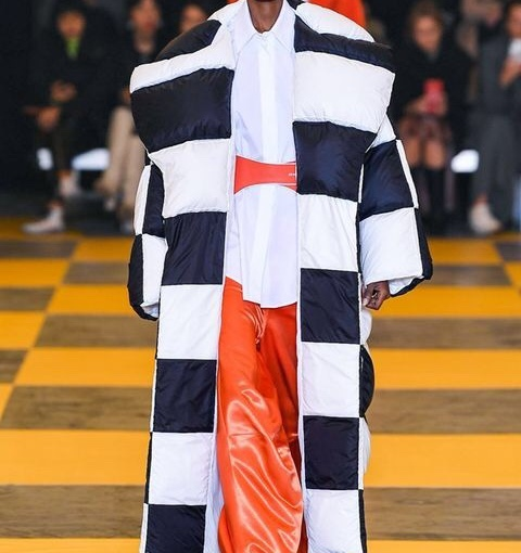 Virgil Abloh Previews Off-White's Fall/Winter 2019 Collection At Paris FashionWeek