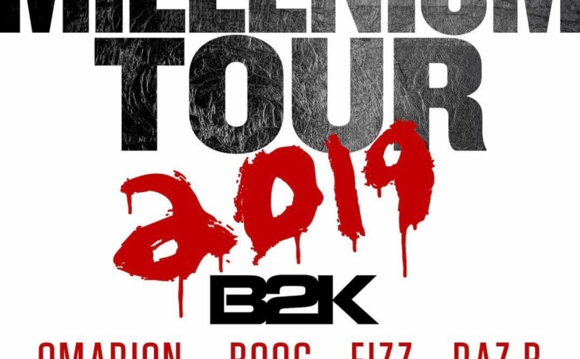 B2K Announces Reunion Tour With Mario, Chingy, Lloyd And More