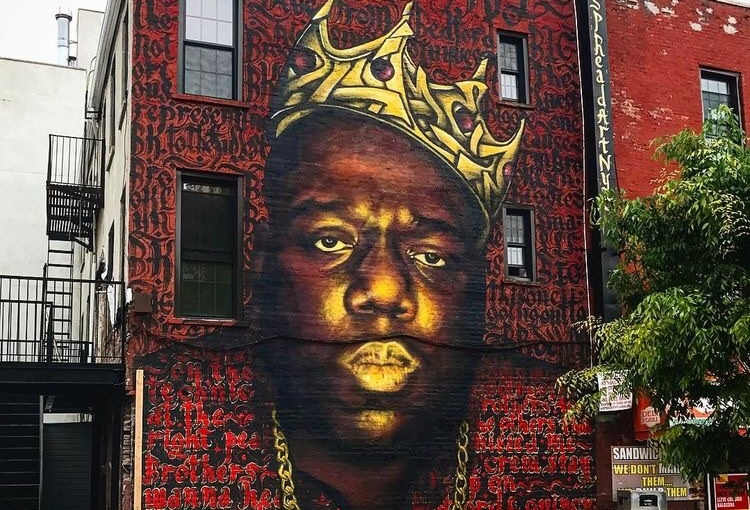 Graffiti & Hip Hop: Hand in Hand Now &Forever