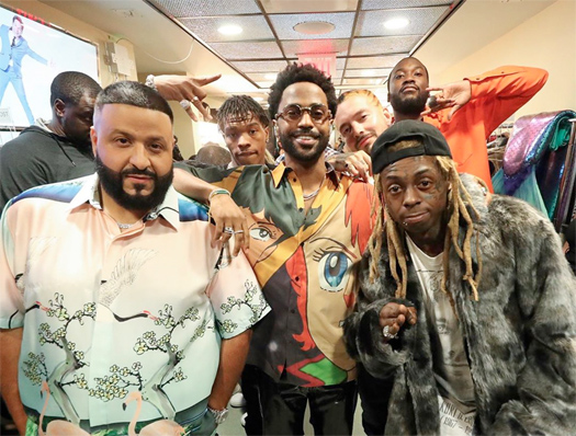 DJ Khaled Brings Heavy Hitters to the SNL Season Finale
