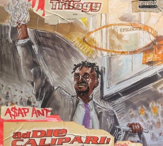 "The Saga Continues: A$ap Ant Releases ""AddieCalipari"""