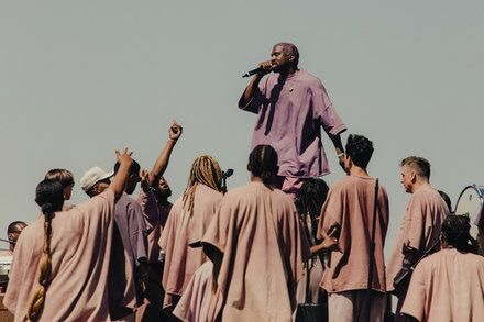 Kanye's Sunday Service: AnAdvocation